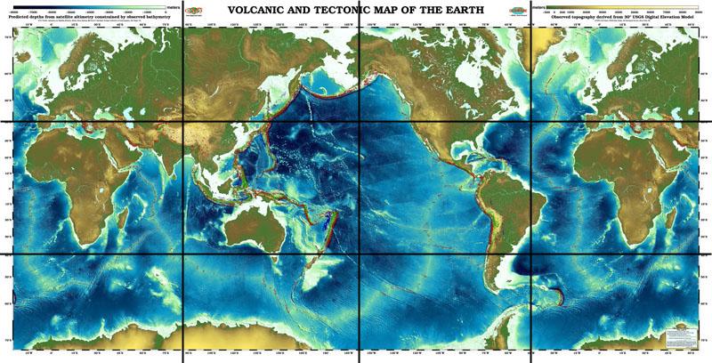 Large World Map Pdf Large Wall Map Pdf of The